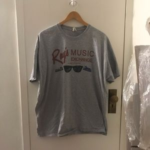 Rays Music Exchange blues brothers t shirt